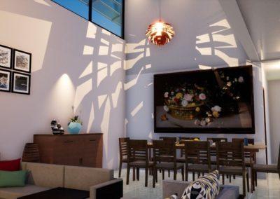 Décoration 3D interieur