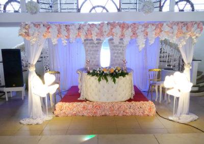 Déco réception mariage